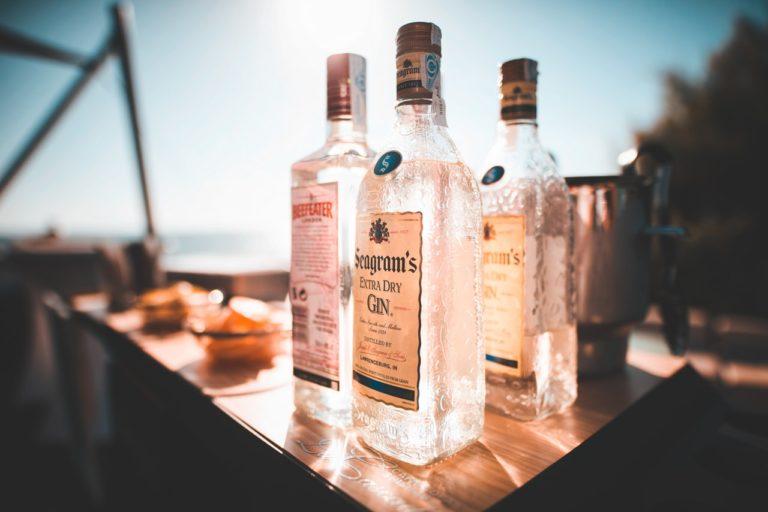 De tre bedste drinks med gin