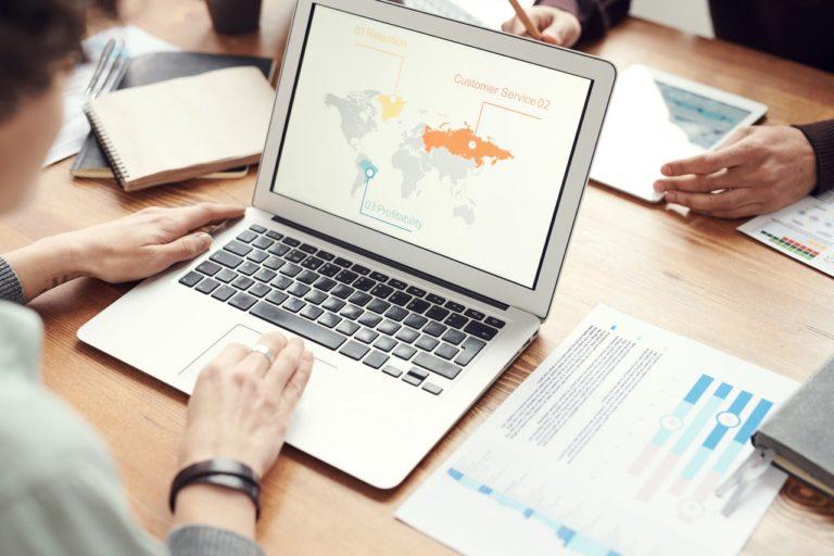Udvid din lokale virksomhed til et internationalt firma