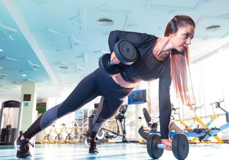 Der findes mange gode fitnesscentre på Sydsjælland